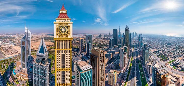 Регистрация«местной компании в ОАЭ