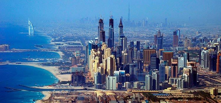 регистрации компании в Дубае