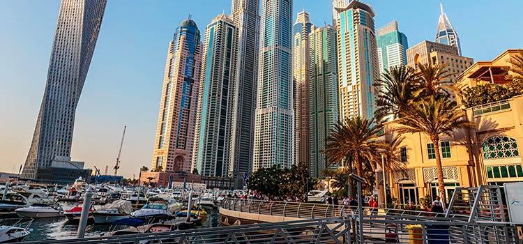 Иммиграция в Объединенные Арабские Эмираты