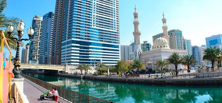 Привлекательность эмирата Умм-аль-Кувейн