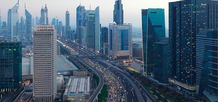 счет в банке Эмиратов
