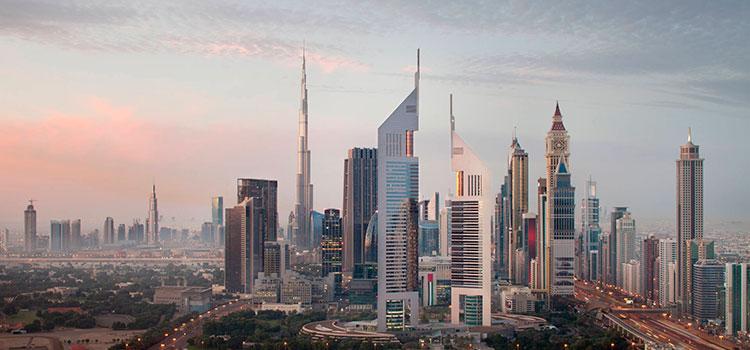 бизнес-центр в Эмиратах