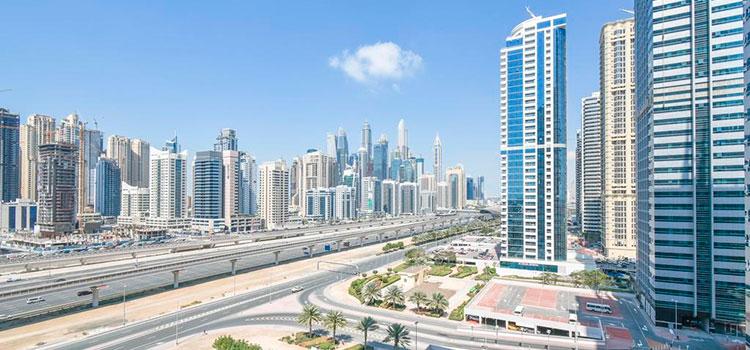 Цены на жилую недвижимость Дубая