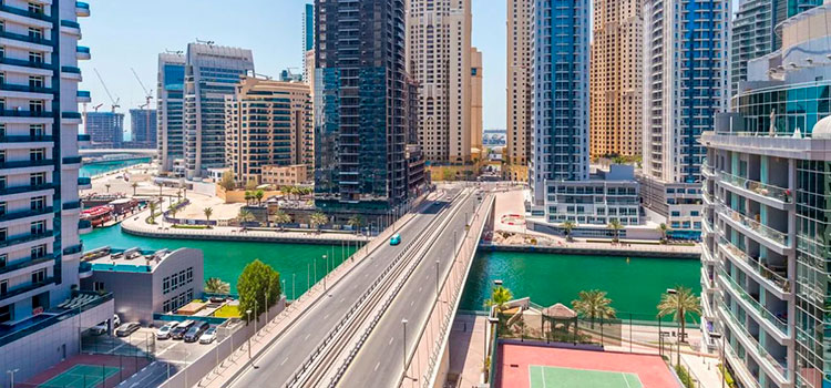 недвижимость Арабских Эмиратов