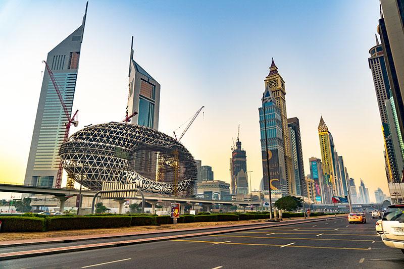 бизнес в Дубае