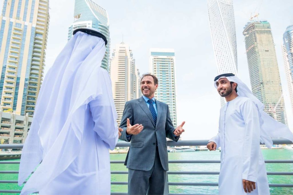Картинка - Компания в ОАЭ