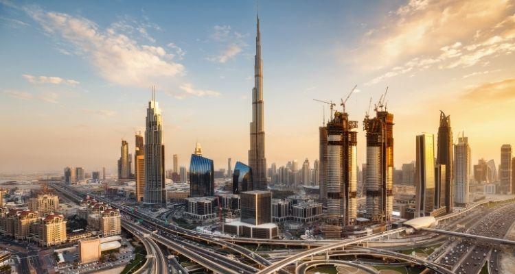 Компания в Дубае